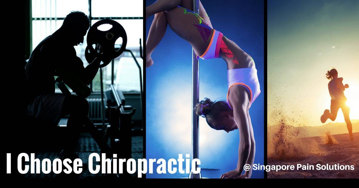 I Choose Chiropractic