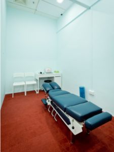 A Chiropractic Facility