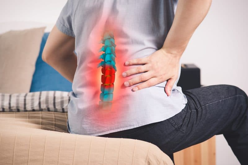 how does it feel to have slipped disc pain