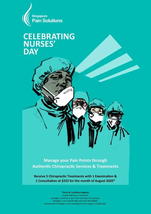 Nurses' day promotion