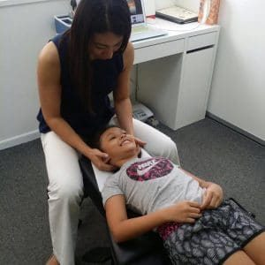 Singapore Chiropractic for Children