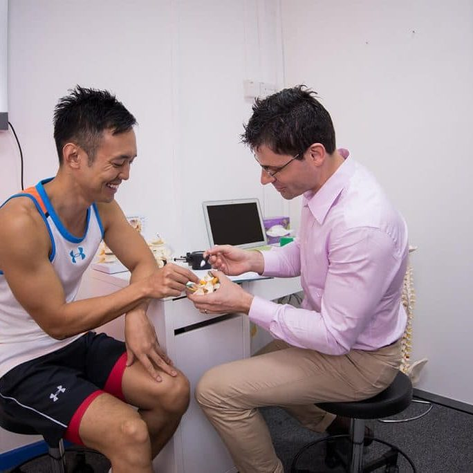 Singapore Chiropractic for Athletes